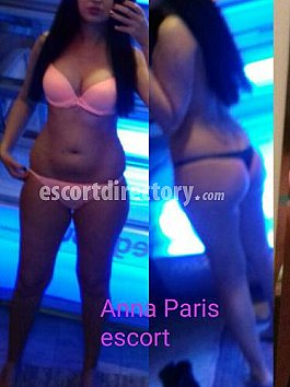 Escort Anna Paris escort girl