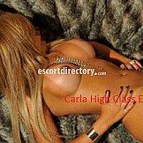 Escort Carla Brazilian