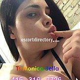 Escort Ts Monica Bella