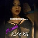 Escort Mariah Love