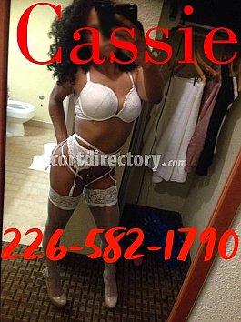 Escort Cassie Electra
