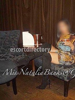 Escort Natalia Banks