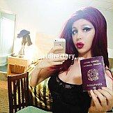 Escort Ginger European Trans