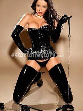 Escort Mistress Vanessa Sin