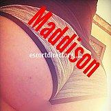 Escort Maddison Love