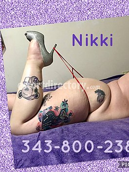 Escort Sexi Nikki