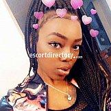 Escort Ebony Savage