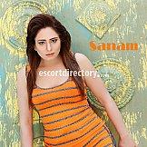 Escort Sanam Shah