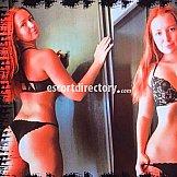 Escort Redhead babe