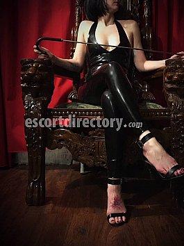 Escort Mistress Valerie