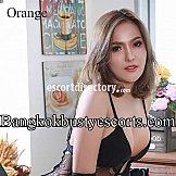 Escort Orange