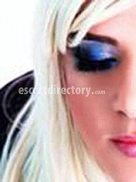 Escort Blond Shemale
