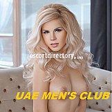 Escort Rachel Dubai Escort