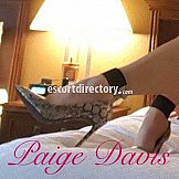 Escort Paige Davis