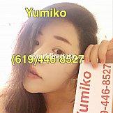 Escort Asian yumiko