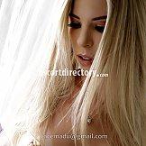 Escort Blonde Athena
