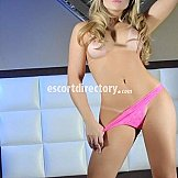 Escort Blonde Priscila