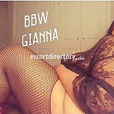 Escort East Asian BBW Gianna