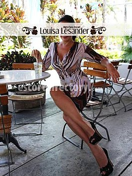 Escort Louisa_Lesander