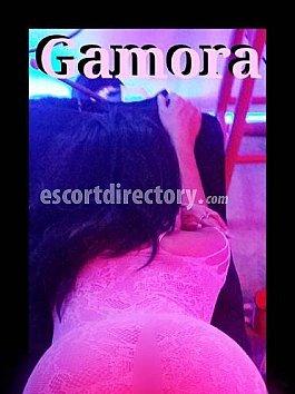 Escort Gamora